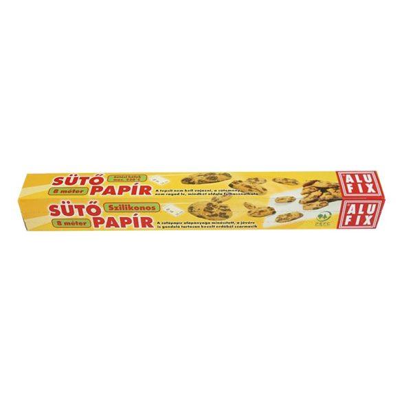 Sütőpapír 8m Alufix