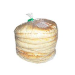 Pita tésztazacskó 90g 15cm-es 10db/csom mirelit
