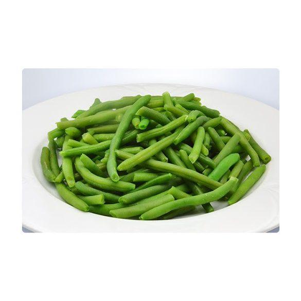 Ceruzabab mirelit (zöldhüvelyű egész zöldbab) 2,5kg-os
