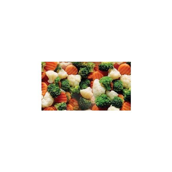 Zöldségkeverék 2,5kg Color Mix mirelit