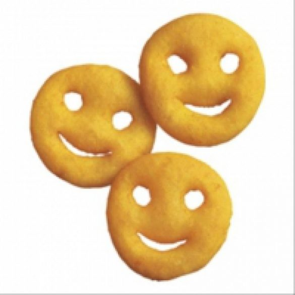 Smiley burgonya 1,5kg McCain
