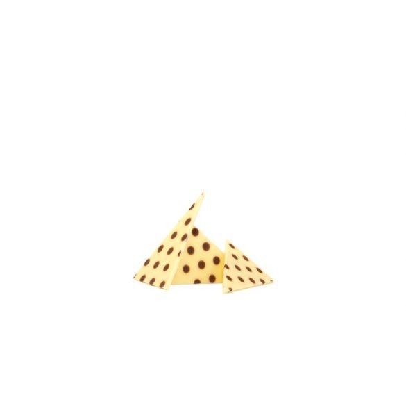 SMET Carrara háromszög pöttyös 900gr (490db-os)