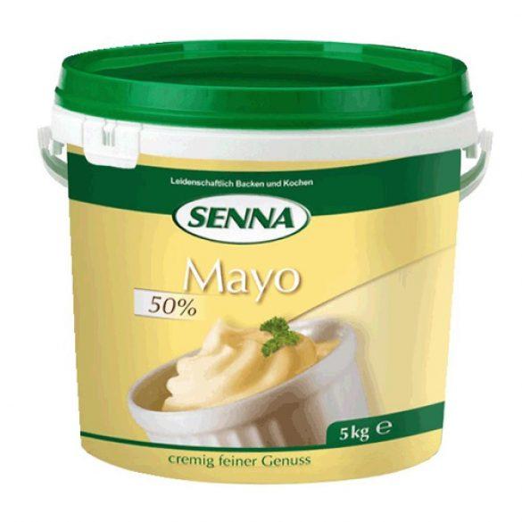Majonéz Senna 50%-os 5kg-os