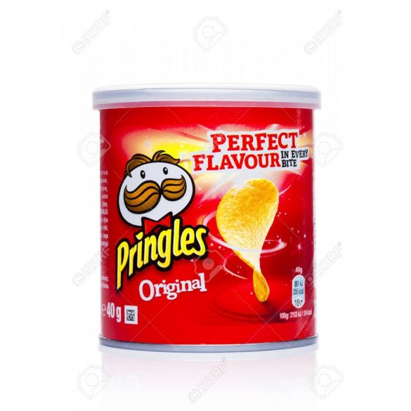 Pringles chips 40g original