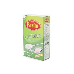 Rizs rizotto 1kg arborio Pasíni