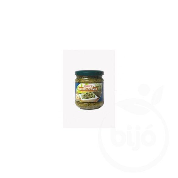 Pesto 200gr zöld De Cecco
