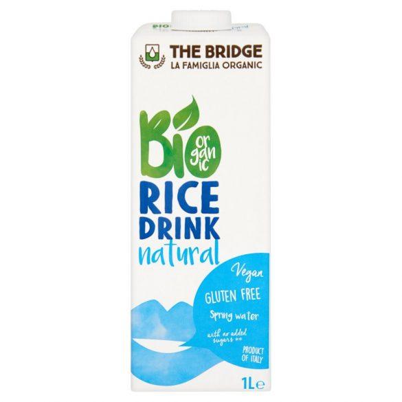 The Bridge BIO rizsital (gluténmentes) 1000ml