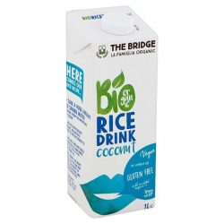 The Bridge BIO kókuszos rizsital 1000ml