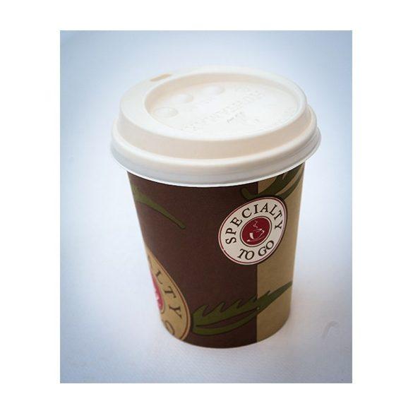 Pohár Coffee to go tető 2dl-es 100db-os