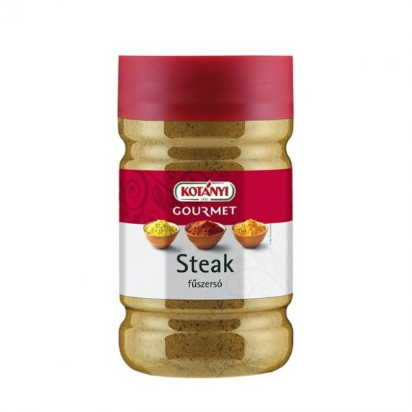 Kotányi 1200ccm steak fűszersó (1050g)