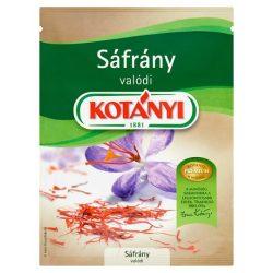 Kotányi Sáfrány 0,12g tasakos