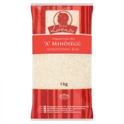 """A"" rizs 1kg-os Lorenzo hosszúszemű (kambodzsai)"