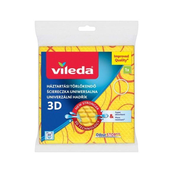 Törlőkendő Vileda 6db-os