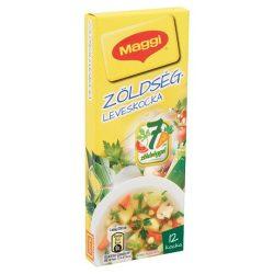 Zöldségleveskocka 120g Maggi