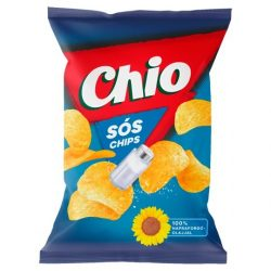 Chips 140g Chio sós