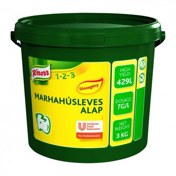 Marhahúslevespor Knorr 3kg-os