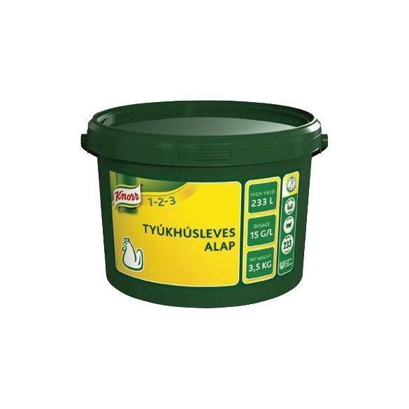 Tyúkhúslevespor 3kg Knorr