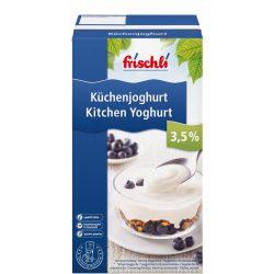Joghurt Frischli 1l-es 3,5%-os natúr