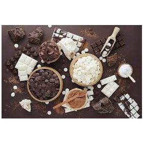 Csokoládé pasztillák
