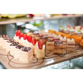 Cukrászipari díszítő és kiegészítő termékek